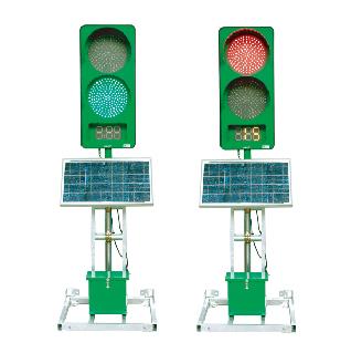 ソーラー信号機