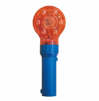 工事灯(保安灯)-単一電池式
